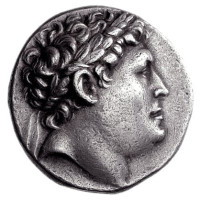 Coin 1 Attalos I tetradrachm Free Use