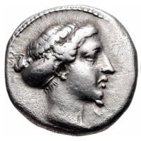 Coin 11 Larissa_drachma by CNG CC BY-SA
