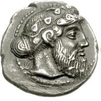 Coin 12 Naxos Ar Drachm by CNG CC BY-SA