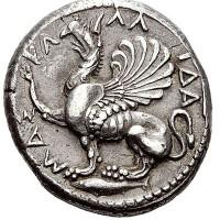 Coin 6 Tetradrachm by Numismatica Ars Classica CC BY SA