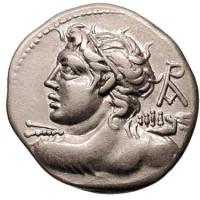 Coin 8 Caesia 1 denario Public Domain