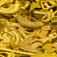 Colombian Gold Pieces