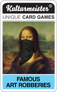 Famous Art Robberies cover