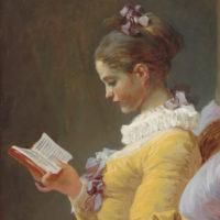 Fragonard The Reader