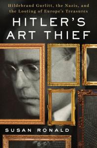 Hitler's Art Thief Cover