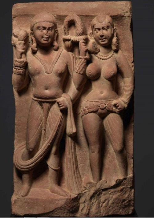 Kushan Relief from Muthra