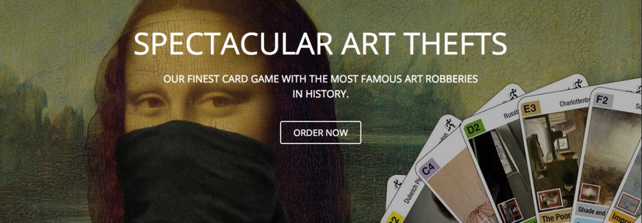 Famous Art Robberies Website