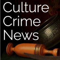 Culture Crime News logo