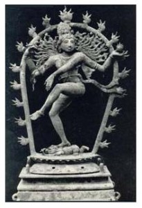The Sivapuram Nataraja that Norton Simon returned to India. Image via the Idol Wing of the Tamil Nadu police.