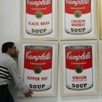 Stolen Warhol Cans Springfield Museum