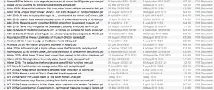 This is my PDF archive on my 'red' portable external hard drive.