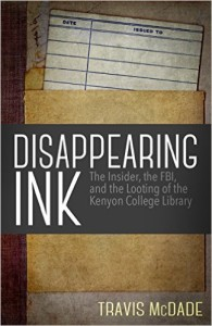 Disappearing Ink Cover