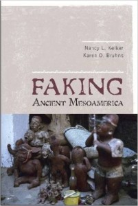 Faking Ancient Mesoamerica Cover