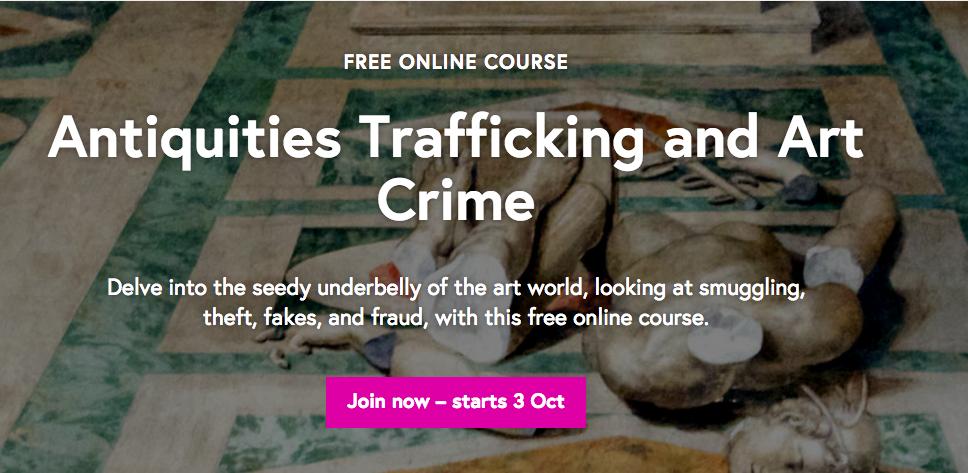 Free Online Course header