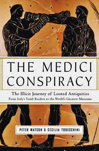 Medici Conspiracy cover