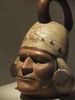 Moche portrait vessel