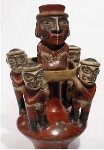Cleveland Museum Wari vessel