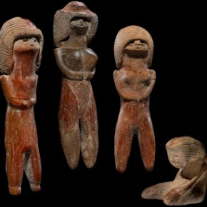 Valdivida figurines group