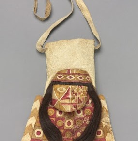 Wari Pouch Cleveland Museum