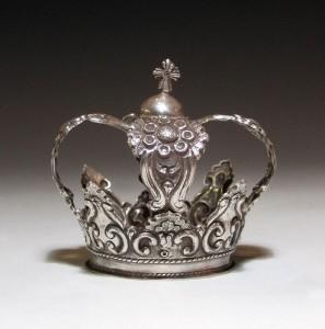 Modern Silver Crown