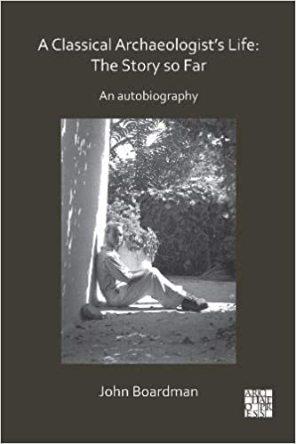 Cover of book A Classical Archaeologist's Life